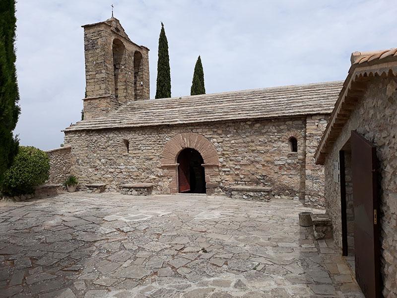 Església exterior La Tossa de Montbui