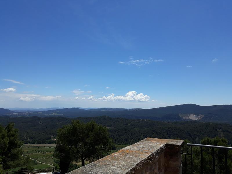 Mirador Sud La Tossa de Montbui
