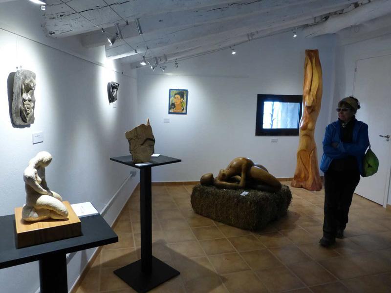 Sala d'exposicions La Tossa de Montbui
