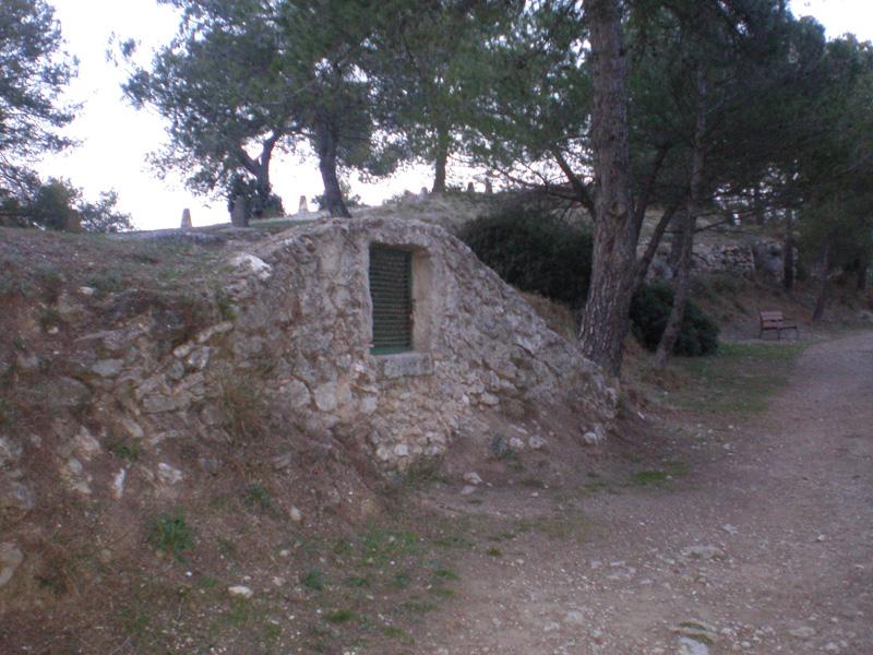 cisterna medieval La Tossa de Montbui
