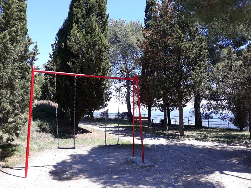 espai jocs i salut La Tossa de Montbui